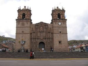El Catedral de Puno